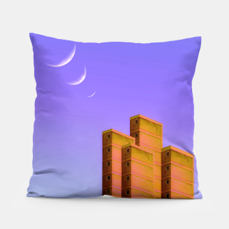 Thumbnail image of Triple Charm Pillow, Live Heroes