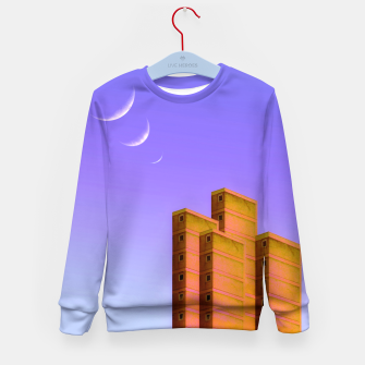 Thumbnail image of Triple Charm Kid's sweater, Live Heroes