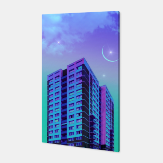Miniatur Brightest Star Canvas, Live Heroes