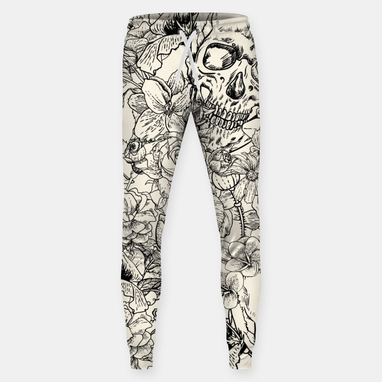 Image of SKULLS 5 Sweatpants - Live Heroes