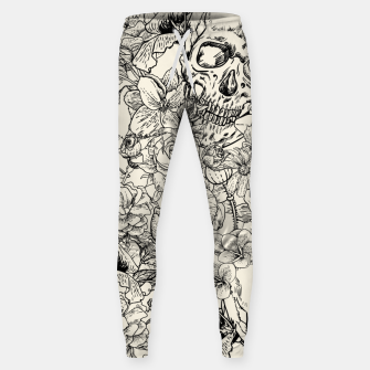 Thumbnail image of SKULLS 5 Sweatpants, Live Heroes