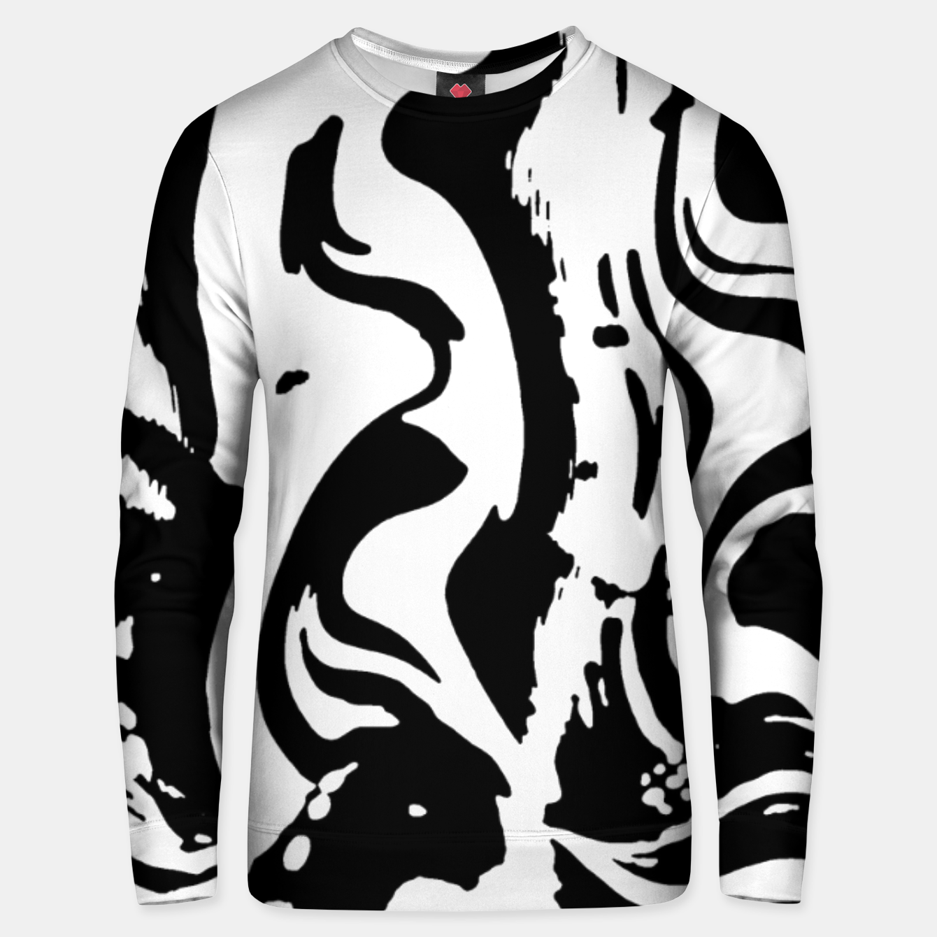 Image of Waves Unisex sweater - Live Heroes
