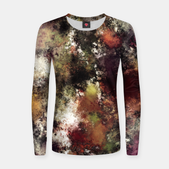 Thumbnail image of Escape from the elements Women sweater, Live Heroes