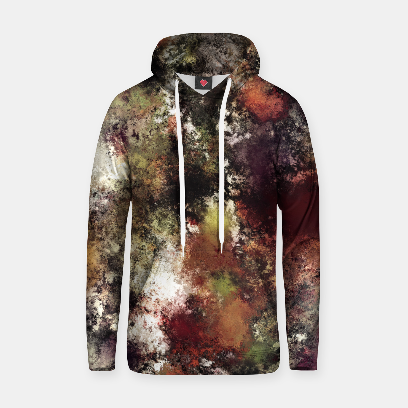 Image of Escape from the elements Hoodie - Live Heroes
