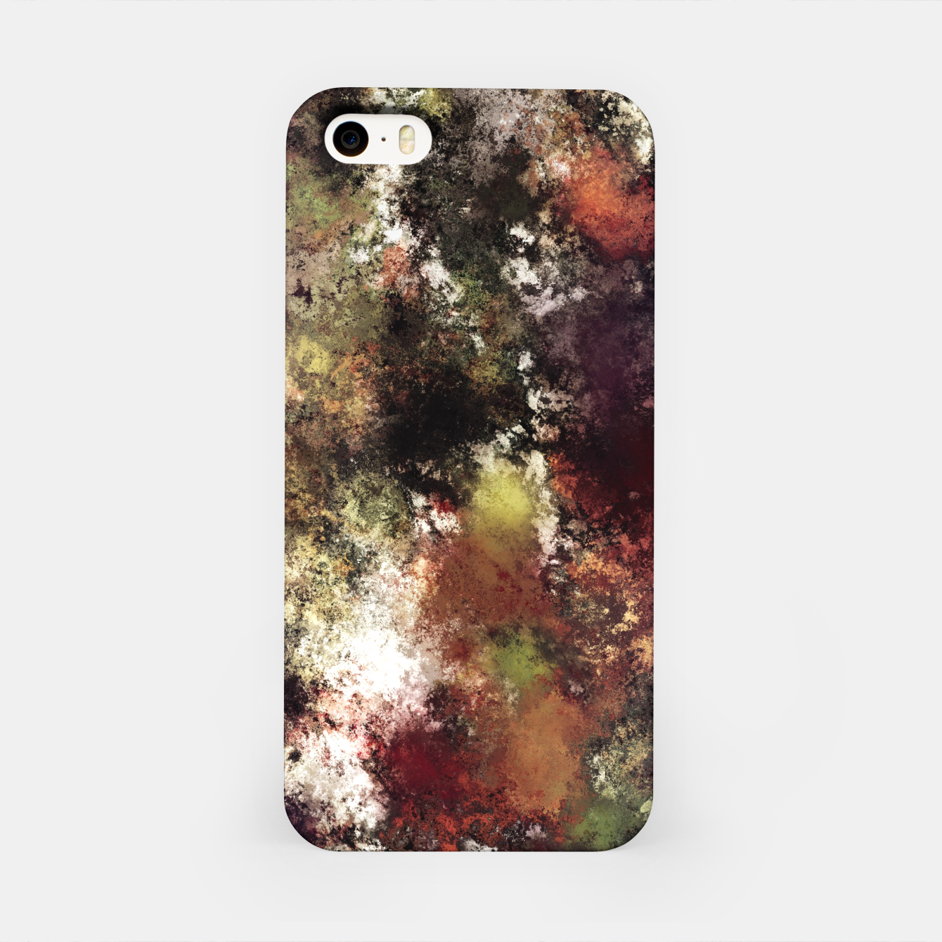 Image of Escape from the elements iPhone Case - Live Heroes