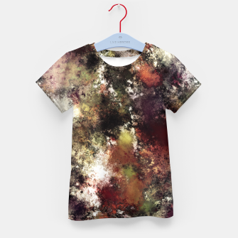 Escape from the elements Kid's t-shirt thumbnail image