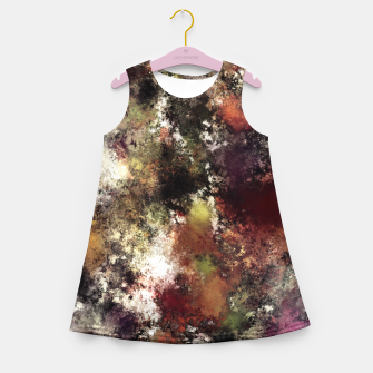Thumbnail image of Escape from the elements Girl's summer dress, Live Heroes