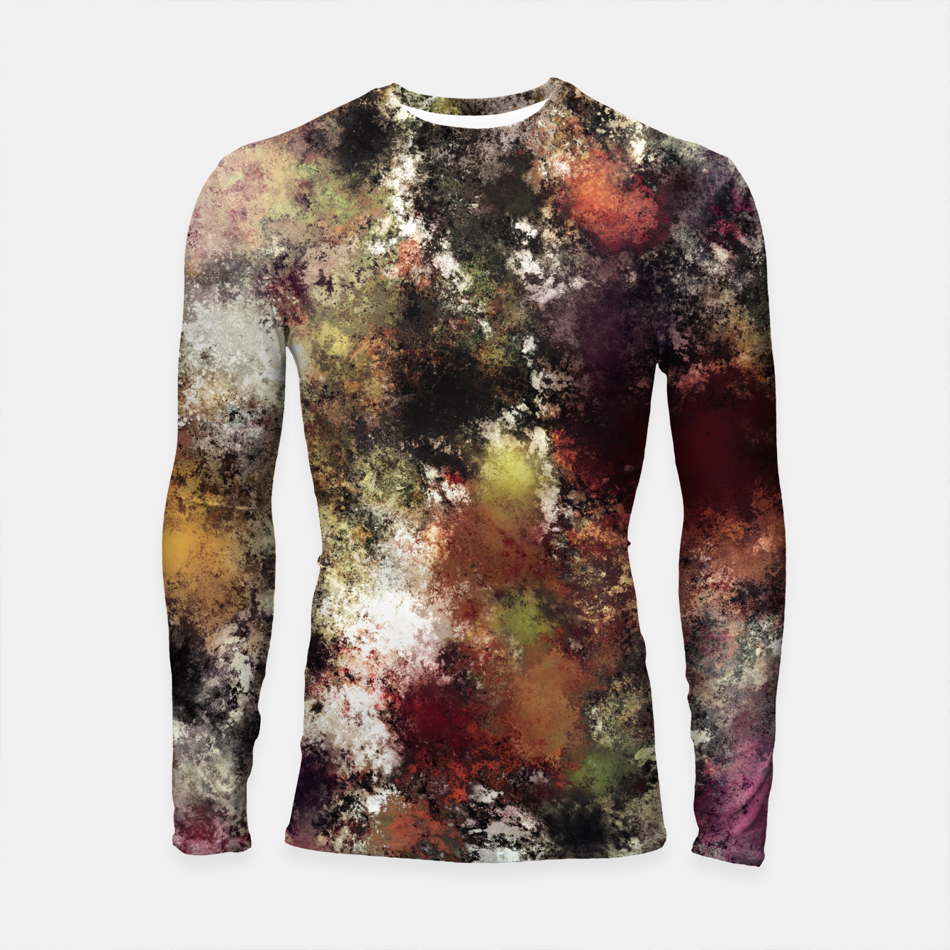 Image of Escape from the elements Longsleeve rashguard  - Live Heroes
