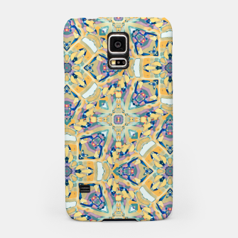 Thumbnail image of Colorful Exotic Ornate Print Samsung Case, Live Heroes