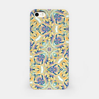 Thumbnail image of Colorful Exotic Ornate Print iPhone Case, Live Heroes
