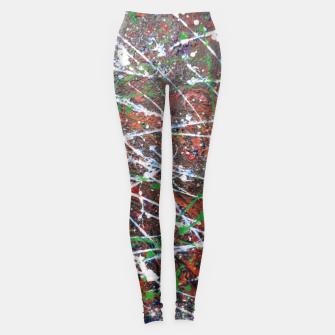 Thumbnail image of fara nume Leggings, Live Heroes