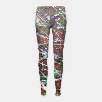 fara nume Girl's leggings thumbnail image