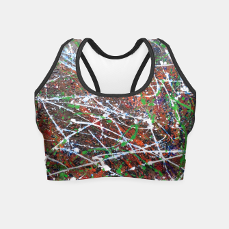 Thumbnail image of fara nume Crop Top, Live Heroes
