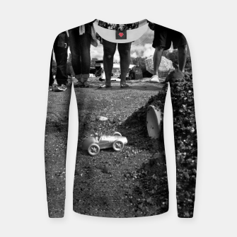 Thumbnail image of NEPPIS RACE Women sweater, Live Heroes