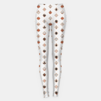 Thumbnail image of Halloween Party Night Secret Ingredients Leggings, Live Heroes
