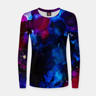 Thumbnail image of Edge of Creation Women sweater, Live Heroes