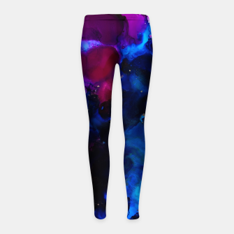 Thumbnail image of Edge of Creation Girl's leggings, Live Heroes