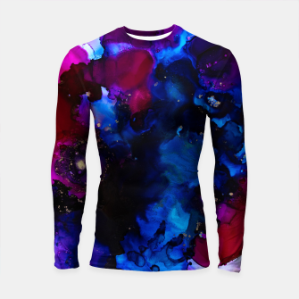 Thumbnail image of Edge of Creation Longsleeve rashguard , Live Heroes