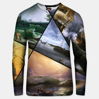 Imagen en miniatura de Old Masters Paintings VOL 01 Seascapes Unisex sweater, Live Heroes