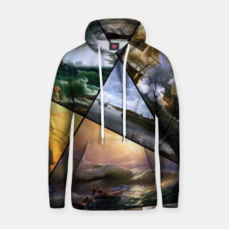 Imagen en miniatura de Old Masters Paintings VOL 01 Seascapes Hoodie, Live Heroes