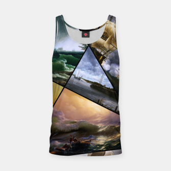 Imagen en miniatura de Old Masters Paintings VOL 01 Seascapes Tank Top, Live Heroes