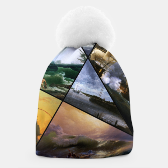 Imagen en miniatura de Old Masters Paintings VOL 01 Seascapes Beanie, Live Heroes