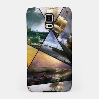 Imagen en miniatura de Old Masters Paintings VOL 01 Seascapes Samsung Case, Live Heroes
