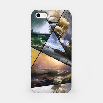 Imagen en miniatura de Old Masters Paintings VOL 01 Seascapes iPhone Case, Live Heroes