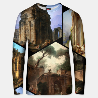 Imagen en miniatura de Old Masters Paintings VOL 02 Architecture Unisex sweater, Live Heroes