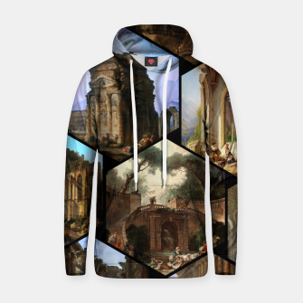 Imagen en miniatura de Old Masters Paintings VOL 02 Architecture Hoodie, Live Heroes