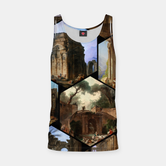 Imagen en miniatura de Old Masters Paintings VOL 02 Architecture Tank Top, Live Heroes