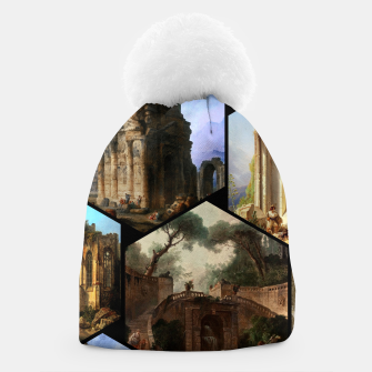 Imagen en miniatura de Old Masters Paintings VOL 02 Architecture Beanie, Live Heroes