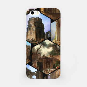 Imagen en miniatura de Old Masters Paintings VOL 02 Architecture iPhone Case, Live Heroes