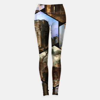 Imagen en miniatura de Old Masters Paintings VOL 02 Architecture Leggings, Live Heroes