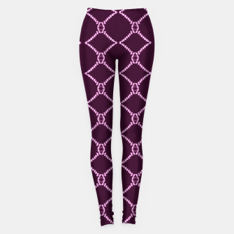 Miniaturka Diamond  Leggings, Live Heroes
