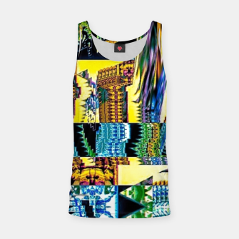 Thumbnail image of Indo Tank Top, Live Heroes
