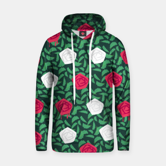 Thumbnail image of roses Sweat à capuche , Live Heroes
