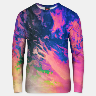 Thumbnail image of tie exuberance sweater, Live Heroes