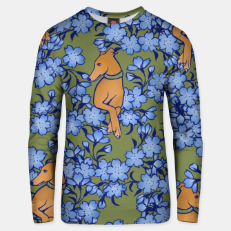 Miniatur Fawn Galgos Unisex sweater, Live Heroes