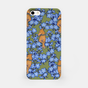 Thumbnail image of Fawn Galgos iPhone Case, Live Heroes