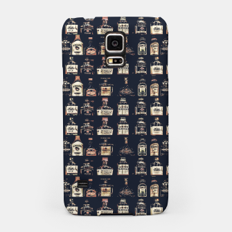 Thumbnail image of Alcoholic Drinks Pattern Samsung Case, Live Heroes