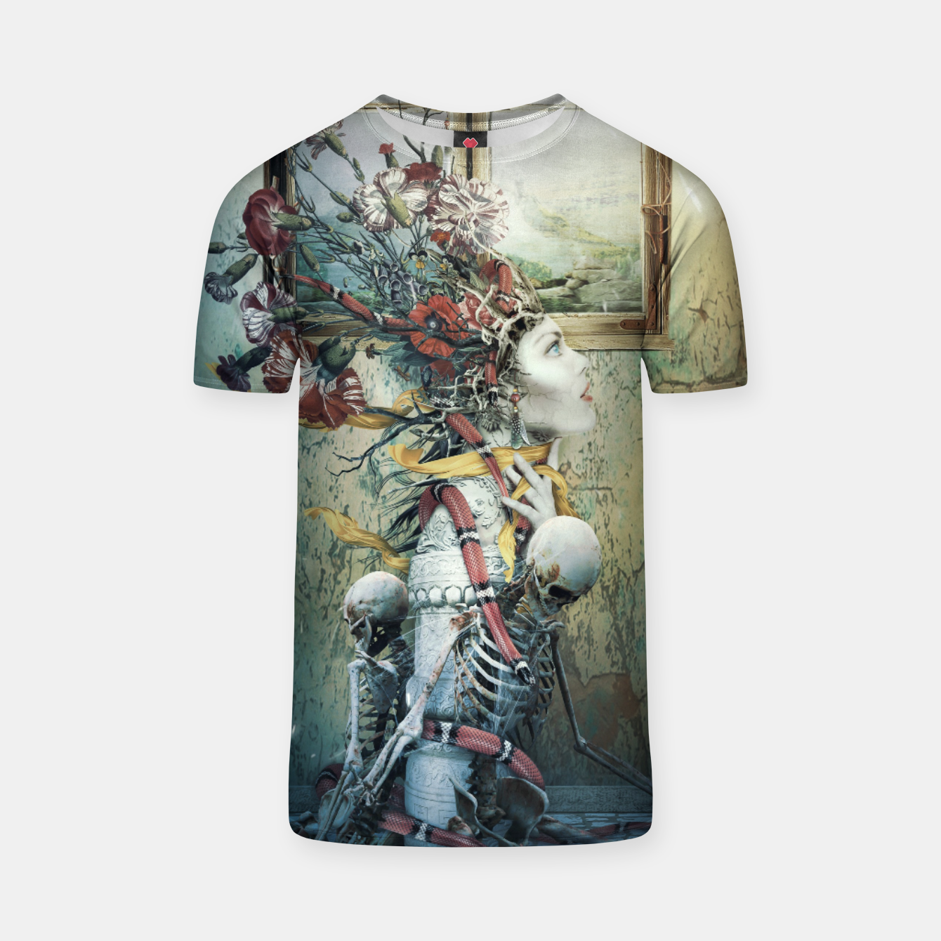 Image of Life in Death T-shirt - Live Heroes