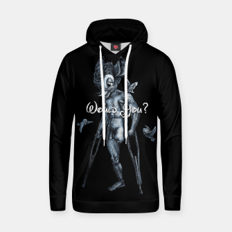 Thumbnail image of HAUNCH OF VENISON Hoodie, Live Heroes
