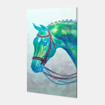 Thumbnail image of Horse Come Closer Canvas, Live Heroes