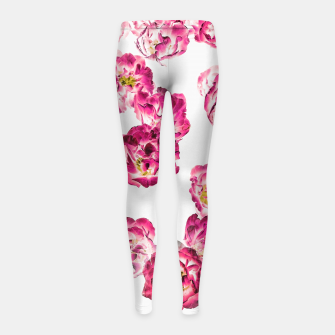 Thumbnail image of Pink Heaven Girl's leggings, Live Heroes