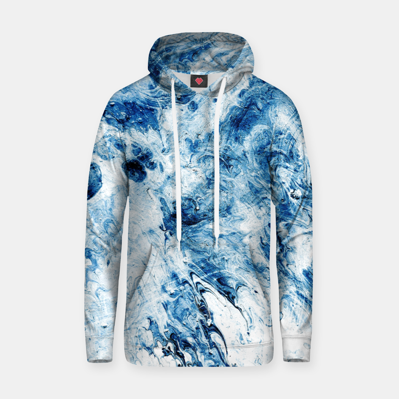 Image of Art Fix Hoodie - Live Heroes