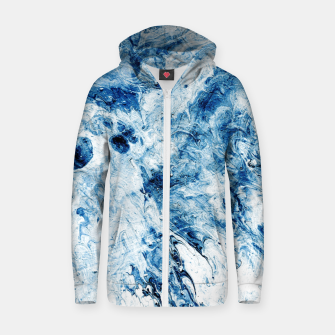 Thumbnail image of Art Fix Zip up hoodie, Live Heroes