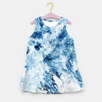Thumbnail image of Art Fix Girl's summer dress, Live Heroes