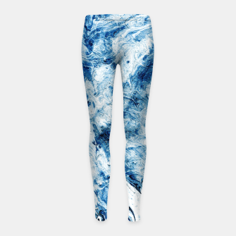 Thumbnail image of Art Fix Girl's leggings, Live Heroes