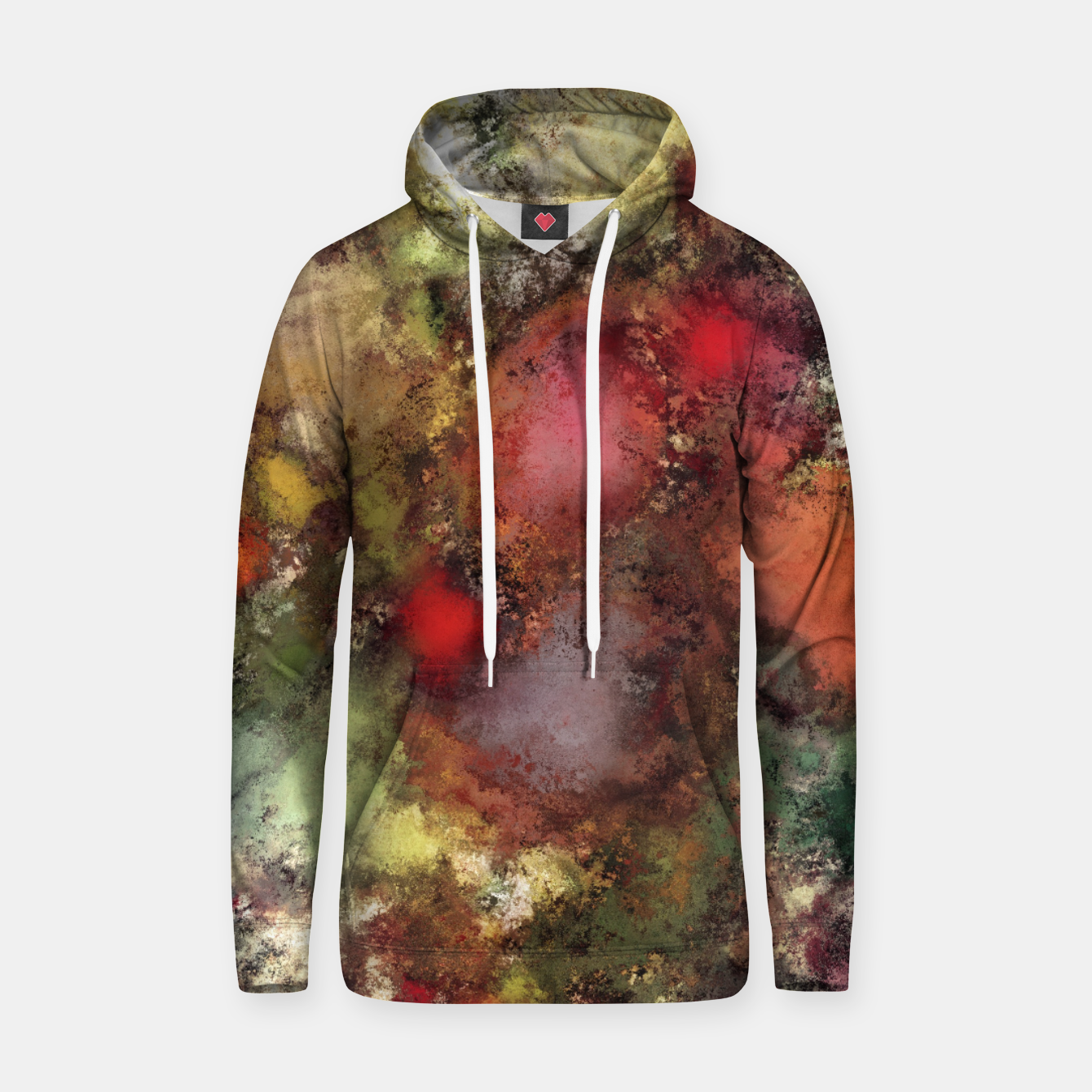Image of A natural collision of rocks Hoodie - Live Heroes